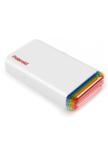 Polaroid Polaroid Hi-Print 2×3 Beyaz Taşınabilir Bluetooth Foto Yazıcısı Beyaz